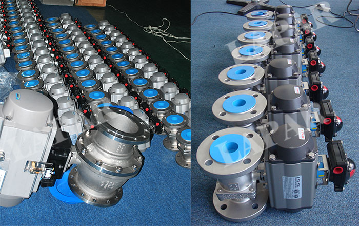 3 Pieces Full Bore Ball Valves