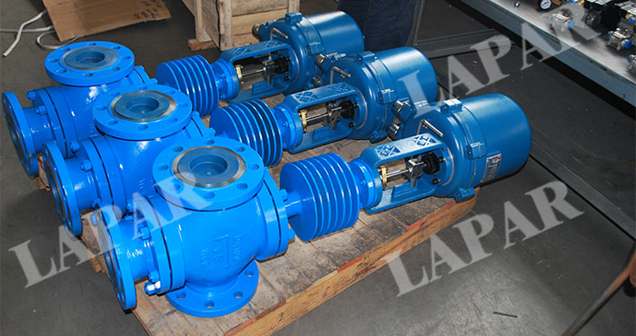 Pneumatic Diaphragm Single Port Control Valve