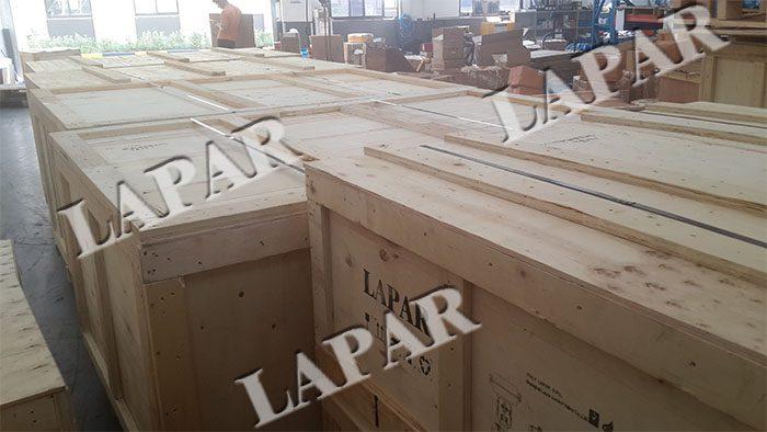 Lapar Produced Valves for Sugar Mills in Pakistan