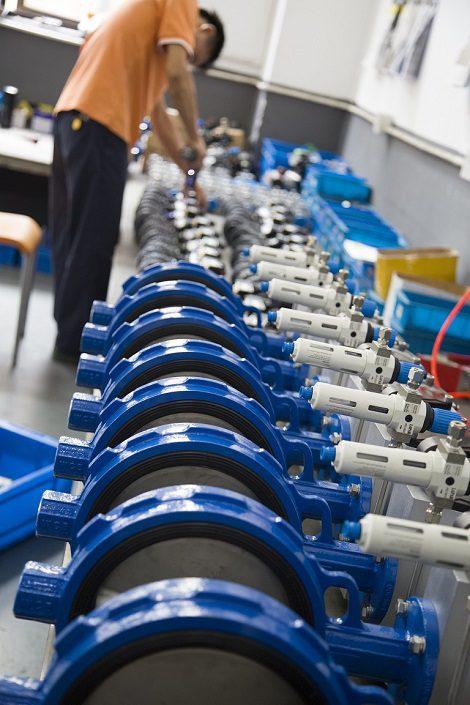 valve plant